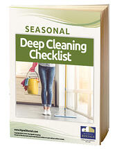 BookCover_Seasonal Deep Cleaning Checklist